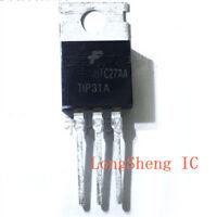 10PCS TIP31A Encapsulation:TO-220,Transient Voltage Suppressor Diodes new