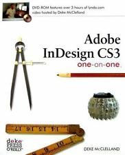 InDesign CS3 One on One-ExLibrary