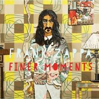 Frank Zappa - Finer Moments [New CD]