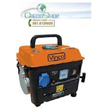 Gruppo elettrogeno/Generatore di corrente 800W - 220V 2 tempi Vinco - 60104