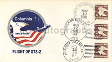 NASA Mission STS-2 - Vintage Commemorative Postal Cover - Cape Canaveral, FL