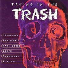 Taking In The Trash (Sepultura, Annihilator, Death, ...) - CD
