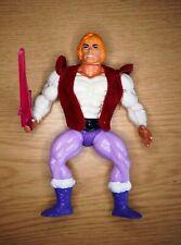 Prince Adam He-Man MOTU 1982 Vintage Mattel Action Figure with Sword