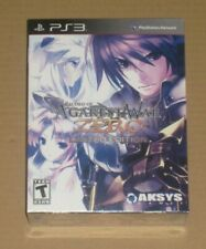 Record of Agarest War Zero Limited Collectors Edition PS3 Sealed US Import New