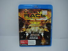 Death Race 1 & 2 - 2 Movie Collection  - Blu-Ray