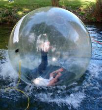 WATER BALL SFERA GONFIABILE ACQUATICA CON E SENZA POMPA PER GONFIARE HAPPY AIR