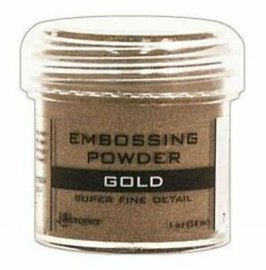 New Ranger Super Fine Embossing Powder - GOLD