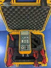 Fluke 718 30G Pressure Calibrator, Excellent, Hard Case, More