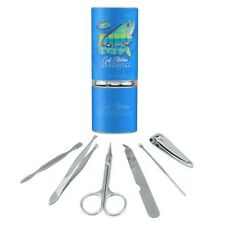 Gulf Stream Outfitters Yellowfin Fish Manicure Pedicure Grooming Travel Kit