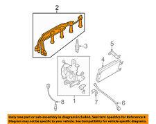 KIA OEM 05-10 Sportage Ignition Spark Plug-Wire OR Set-See Image 2743023700