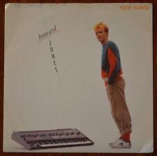 "Howard Jones – New Song 7"" – HOW1 – VG"