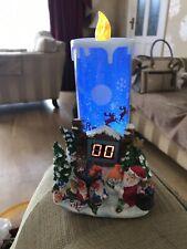 Xmas Countdown Candle