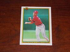 BASEBALL CARD 1990 BOWMAN JOHN TUDOR #188