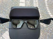 Bose Alto Audio Smart Sunglasses- Black,bluetooth connectivity, size Med/ Large