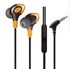 Sony, Samsung, Apple, Nokia Extra Bass in Ear Earphones Headphones Ear Hook, Mic