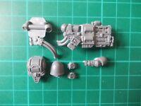 Warhammer 40K - Space Marine Devastator squad Grav Cannon - 40k bits