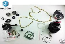 A546 SHAFT ENGINE CONO D.19 + CYLINDER + GASKETS OR PIAGGIO APE 50 RST MIX