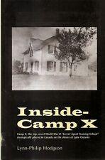 HODGSON, Lynn-Philip - INSIDE CAMP X