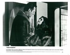 Liam Neeson & Laura San Giacomo Under Suspicion Unsigned Glossy 8x10 Photo (A)