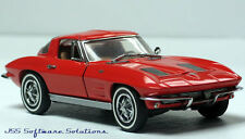1963 Corvette Sting Ray   - Franklin Mint - New