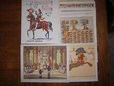 LA DOCUMENTATION EN COULEURS PEDAGOGIE  L'EGYPTE ANTIQUE  1952  R2938