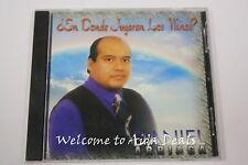 Daniel Arriaga, En Donde Jugaran Los Ninos (Brand new sealed)
