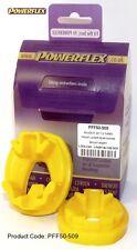 POWERFLEX REAR LOWER ENGINE MOUNT PEUGEOT 207 GTI/RC