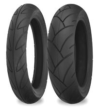 140/70-17 & 110/70-17 Shinko SR740/741 Tyres Pair HONDA CBR250R SUZUKI DRZ450sm