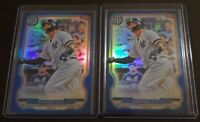 2020 Gypsy Queen Gary Sanchez Lot of 2 cards 64/99 105/150 New York Yankees