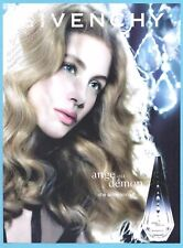 ANGEL OR DAEMON by GIVENCHY perfume Print Ad