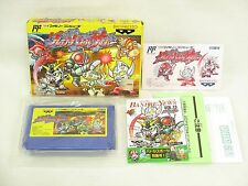 Famicom GREAT BATTLE CYBER MINT Condition Item Ref/aca  Nintendo Japan fc