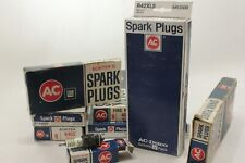 AC SPARK PLUGS, ONE BOX OF 8 PLUGS, NEW OLD STOCK, TYPE 42S