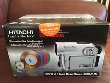 New sealed Hitachi DZ-HS300A DVD Camcorder