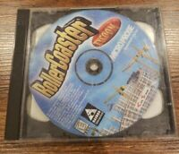 Roller Coaster Tycoon PC CD-ROM 1999 Used Microsoft Windows