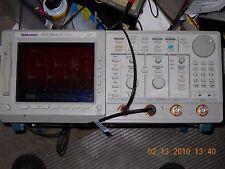 TEKTRONIX TDS 544A COLOR DIGITAL OSCILLOSCOPE 500 MHz 1GS/S