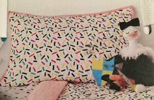 Pillowfort Cosmic Confetti Standard Quilted Pillow Sham