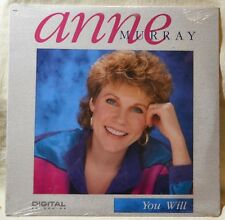 Anne Murray You Will SEALED Rare LP Vinyl Country Female Vocal  Extras Ship Free