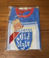 Rare Heilemans OLD STYLE x Spacecraft Cold BEER SWEATER Mens size S