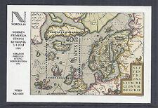 Iceland Island Nordia '84 Souvenir Sheet, SG MS 645, SC 590, MI 616 Block 6 MNH