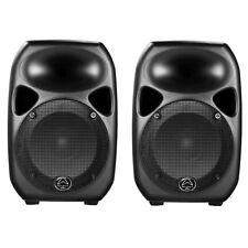 WHARFEDALE PRO TITAN 8 (black) COPPIA casse speaker diffusori passivi a 2 vie