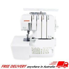 Janome My Lock 644D Overlocker NEW GOLD + Bonus