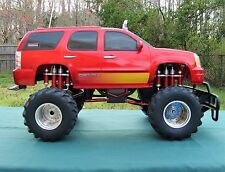 Large 1/6 scale RC GMC Yukon Denali SUV Truck Off Road