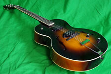 The Loar LH-319 Archtop Vintage Sunburst An Exciting Build from the 20s & 30s