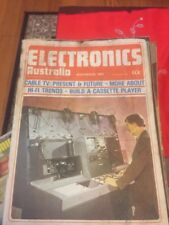 Electronics Australia And Hifi Magazine November 1973