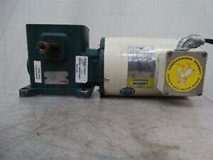 LEESON C6T17VC2E WASHGUARD Motor 1HP 208-230/460V 3.2/1.6A 3PH 60HZ Frame: F56C