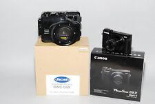 Kit Recsea CWC-G9 for Canon G9X & G9X Mark II+Camera G9X MK2
