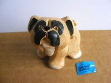 Artesania Rinconada Retired Boxer Puppy #210 Miniature Animal Figurine Dog