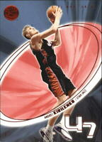 2004-05 E-XL Essential Credentials Future Jazz Card #8 Andrei Kirilenko/100