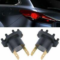 2 x Mazda 3 5 323 Headlight Socket holder Kawasaki E F6P1 Aprilia B28V510A3