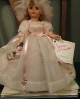 "Madame Alexander- Flower Girl 10"" doll"